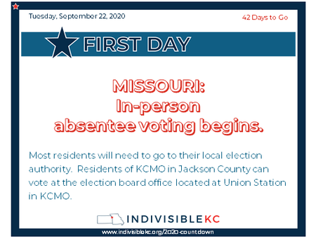 Find your local election authority here: www.sos.mo.gov/elections/goVoteMissouri/localelectionauthority