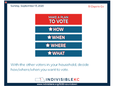 Check out your options using our handy tool at: www.indivisiblekc.org/vote