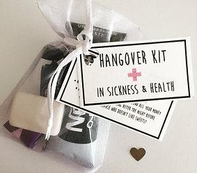 Organza Hangover Kits