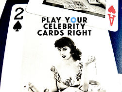 Play.your cards right playing cards.