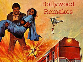 Bollywood film poster.