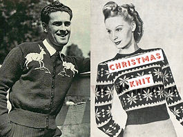 Christmas jumper.