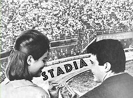 romantic stadium picture.