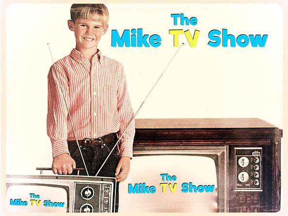 Mike TV retro gameshow fifties sixties seventies.