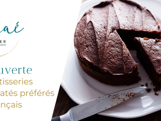 Top 5 des pâtisseries préférés des français