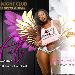 Krush Nigh Club - St. Thomas, VI