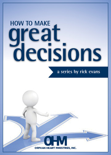 How To Make Great Decisions  (CD series)