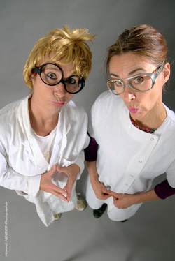 Professeurs guic et Hildegarde