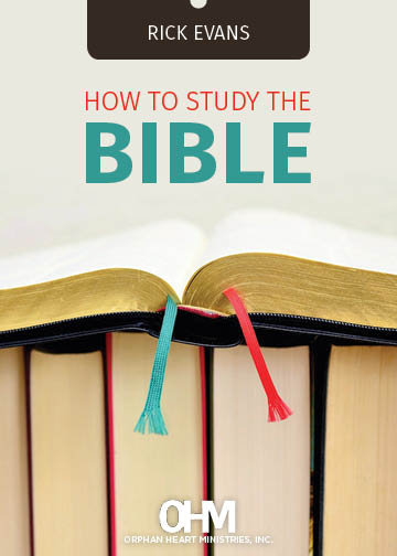 How To Study The Bible (CD Series)