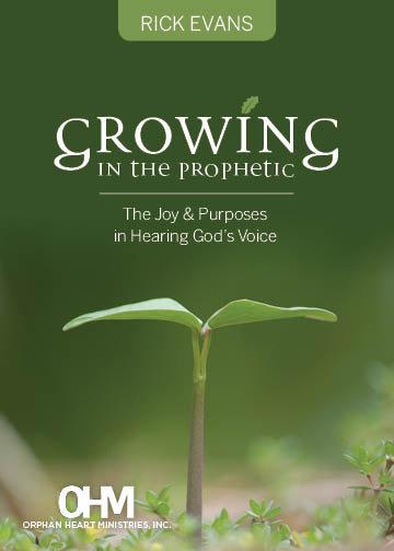 Growing In The Prophetic (CD Series)