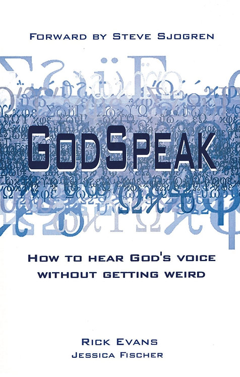 GodSpeak: Hearing God's Voice  (Book)