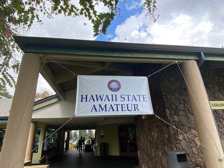 Hawaii State Amateur championship