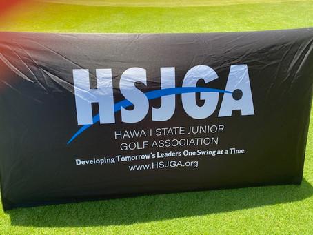 3/28 本格的にハワイジュニアゴルフ大会開始