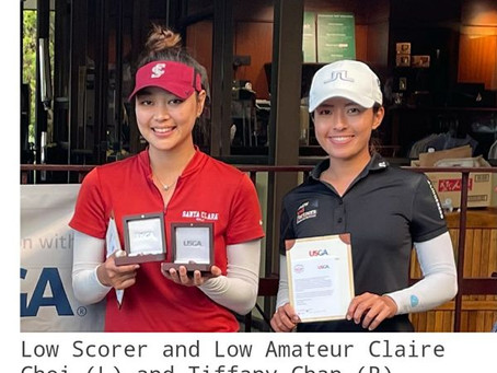 76th U.S. Women's Open Sectional Qualifier  Oahu Country Club 開催