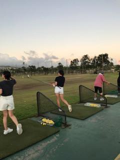 ハワイジュニアゴルフキャンプin Summer