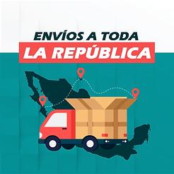 Envios a toda mexico Asesor Logistico
