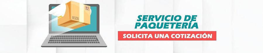 Cotizacion en Paqueteria - Asesor Logistico