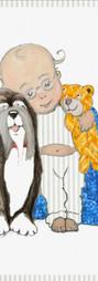 Leo, Eggy Bear & Breeze