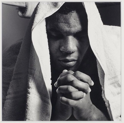 """Mike Tyson"" by Michel Comte"