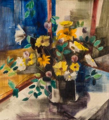 """""""Bouquet"""" by Zoltan Sepeshy"""