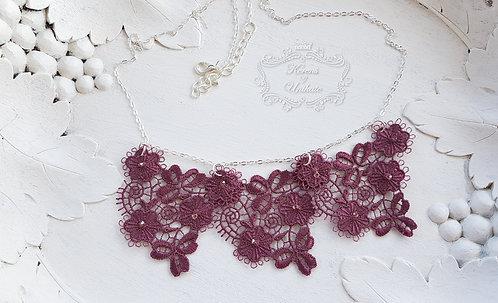 Lace Queen Necklace