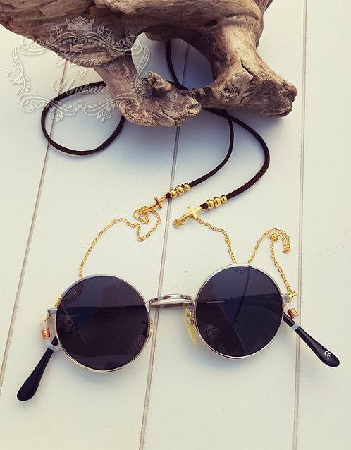 Golden Cross Brillen-/Maskenkette