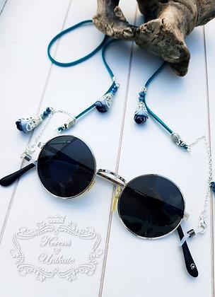 Frozen Roses Brillen-/Maskenkette