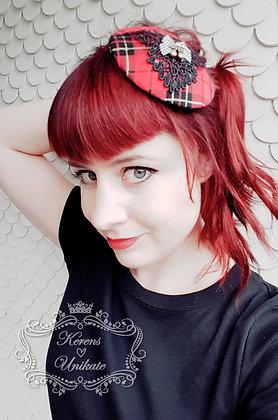 Lady Cherry Fascinator