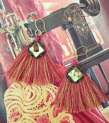 Orient Kissed Ohrhänger