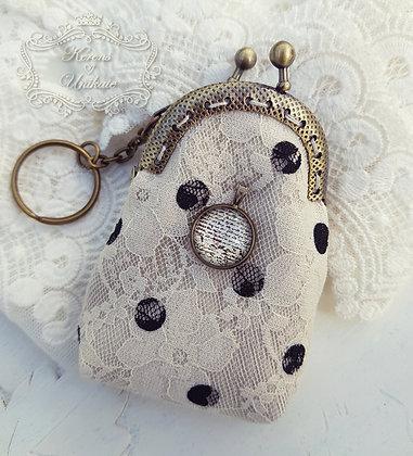 Lady Vintage Schlüsselanhänger