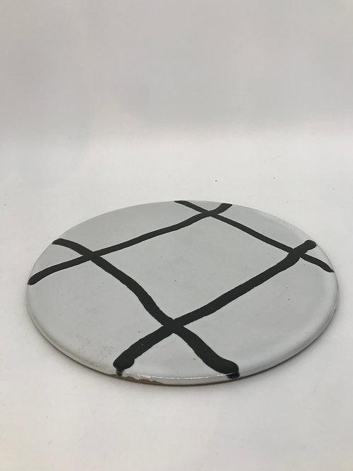 Prato Baixo M | Quadrado