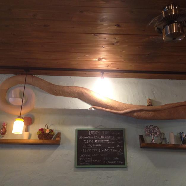 飲食店②/擬木