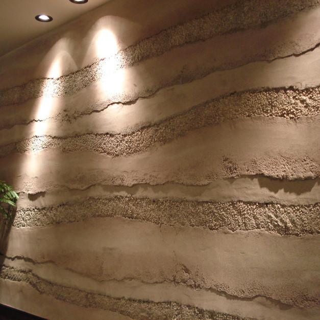飲食店内/擬岩
