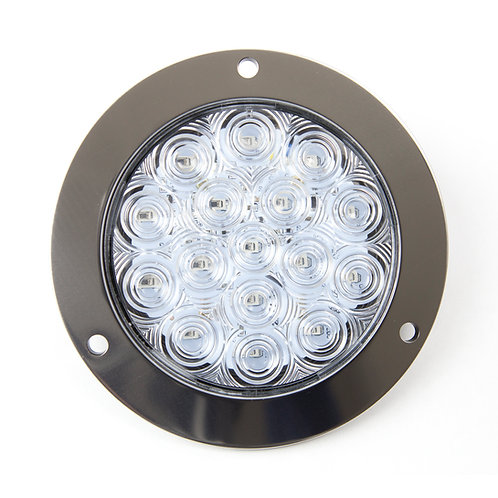 REVERSE LED LIGHT WITH STAINLESS  FLANGE