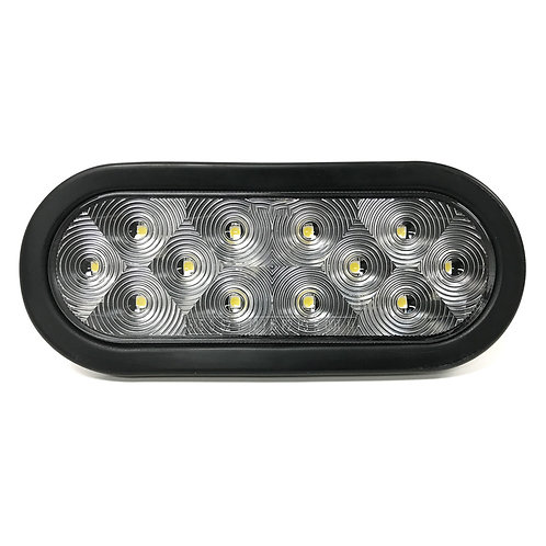 ULTRA THIN OVAL REVERSE LIGHT KIT 12 LED