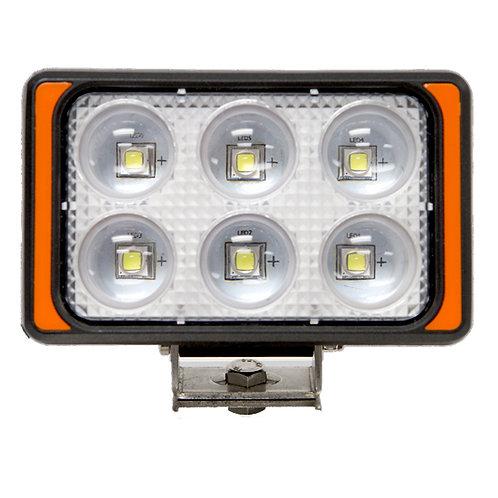 HIGH POWER LED WORK LIGHT 4000 LUMENS