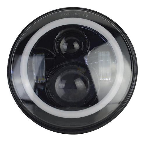 7 INCH LED HEADLIGHT W/ PROJECTORS