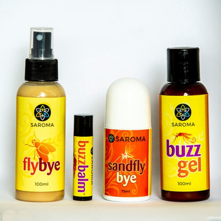 Saroma Fly Bye Products