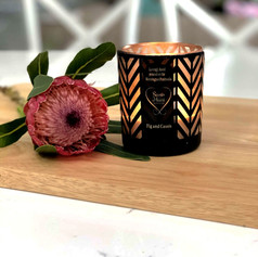 Scents from the Heart Candles