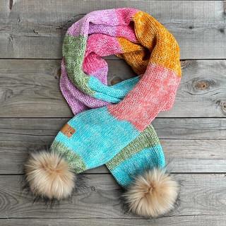 Colourful Scarf