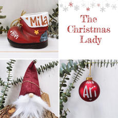 The Christmas Lady