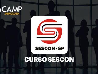 Curso SESCON - Lista de Inscritos Confirmados