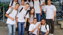 """Nossos adolescentes do SCFV assistem a peça """"O Cortiço"""""""
