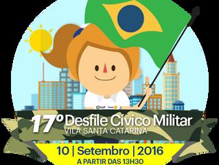 17º Desfile Cívico Militar