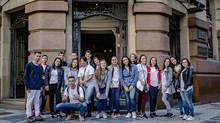 Visita ao Centro Cultural Banco do Brasil