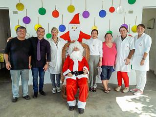 Festa de Natal da LARES