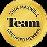 John Maxwel Team Certified Member