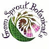 Green Sprout Botanicals logo and link.