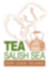 Tea Salish Sea logo and link.