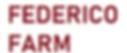 Federico Farm logo and link.